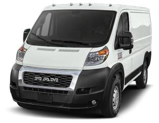 New 2019 RAM 1500 ProMaster Low Roof for sale in Surrey, BC