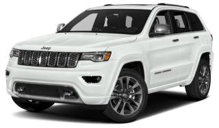 New 2019 Jeep Grand Cherokee Overland for sale in Surrey, BC