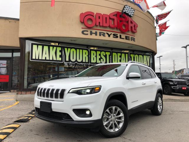 2019 Jeep Cherokee North 4X4+ REMOTESTART +POWER LIFTGATE