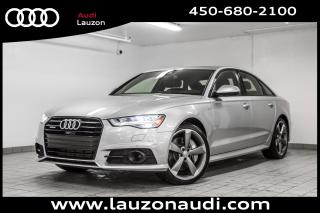 Used 2016 Audi A6 3.0 Tdi Technik S for sale in Laval, QC