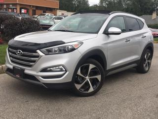 Used 2017 Hyundai Tucson SE-1.6T-AWD-NAV-PANO-LEATHER-HEATED SEATS for sale in Mississauga, ON
