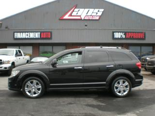 Used 2012 Dodge Journey ***CUIR/4X4*** for sale in Ste-Catherine, QC