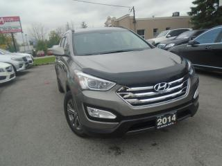 Used 2014 Hyundai Santa Fe Premium sport 4 NEW TIRES, LOW KM ,AUX PL,PM,PS.PW for sale in Oakville, ON