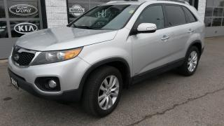 Used 2011 Kia Sorento EX for sale in Guelph, ON