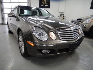 Used 2008 Mercedes-Benz E-Class E-300,ALL SERVICE RECORDS,NO ACCIDENT,NAVI,AWD for sale in North York, ON