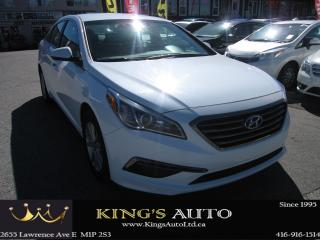 Used 2016 Hyundai Sonata 2.4L GL, LOW KMS, BACK UP CAMERA, HEATED SEATS for sale in Scarborough, ON