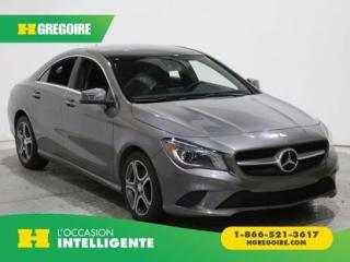 Used 2014 Mercedes-Benz CLA250 CLA 250 AWD A/C GR for sale in St-Léonard, QC