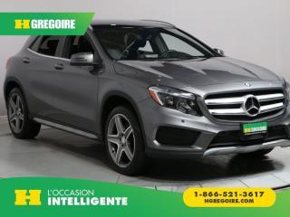 Used 2015 Mercedes-Benz GLA 250 GLA 250 AWD CUIR for sale in St-Léonard, QC