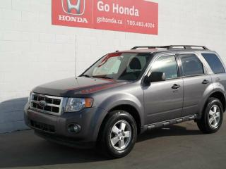 Used 2009 Ford Escape XLT, 4WD for sale in Edmonton, AB