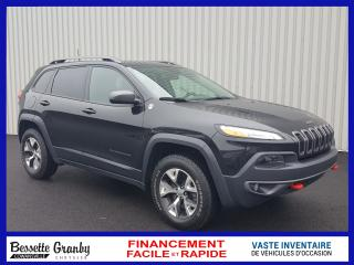 Used 2016 Jeep Cherokee for sale in Granby, QC