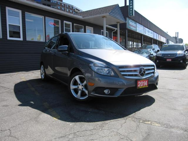 2014 Mercedes-Benz B-Class B250 2014 Mercedes-Benz B-Class PRICED TO BRING YOU THE BEST VALUE!! B250, BACK UP CAMERA, Heated Seats, Leather Seats, Keyless Entry, Rain sensing wipers