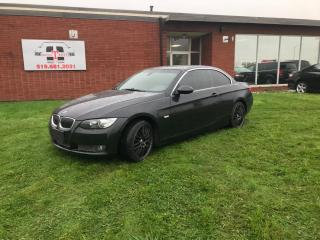 Used 2009 BMW 3 Series 335i for sale in London, ON