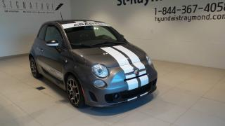 Used 2012 Fiat 500 Voiture à hayon 2 portes Abarth for sale in St-Raymond, QC