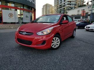 Used 2016 Hyundai Accent SE for sale in Richmond, BC