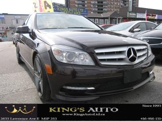 Used 2011 Mercedes-Benz C 350 C 350 for sale in Scarborough, ON