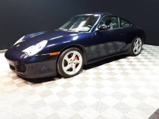 Used 2004 Porsche 911 Carrera 4S | Sport Exhaust | Manual | Full Leather | BOSE for sale in Edmonton, AB