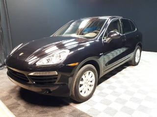 Used 2013 Porsche Cayenne DIESEL for sale in Edmonton, AB