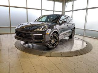 Used 2019 Porsche Cayenne Demo | CPO | Ext. Warranty | Premium PKG for sale in Edmonton, AB