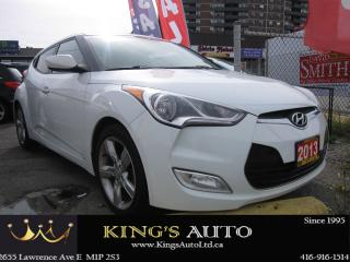 Used 2013 Hyundai Veloster for sale in Scarborough, ON