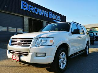 Used 2009 Ford Explorer XLT, 7 PASS, LOCAL, 604-496-5123 for sale in Surrey, BC