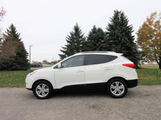 Used 2012 Hyundai Tucson GLS- LOW KMS for sale in Thornton, ON