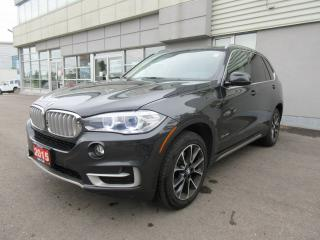 Used 2015 BMW X5 xDrive35i for sale in Mississauga, ON