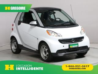 Used 2014 Smart fortwo PASSION CUIR TOIT for sale in St-Léonard, QC