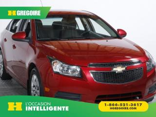 Used 2012 Chevrolet Cruze LT TURBO A/C GR for sale in St-Léonard, QC
