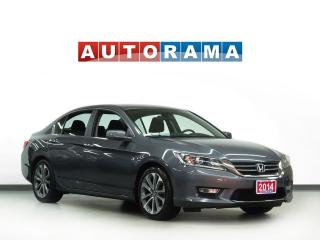 Used 2014 Honda Accord SPORT PKG BACK UP CAMERA for sale in Toronto, ON