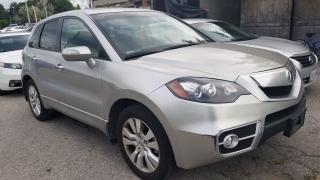 Used 2011 Acura RDX AWD 4D for sale in Toronto, ON