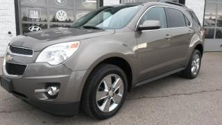 Used 2012 Chevrolet Equinox 2LT for sale in Guelph, ON