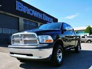 Used 2011 RAM 1500 ST, ACCIDENT FREE, 4WD for sale in Surrey, BC