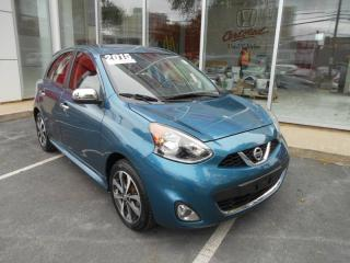 Used 2015 Nissan Micra SR SPORTY HATCH for sale in Halifax, NS
