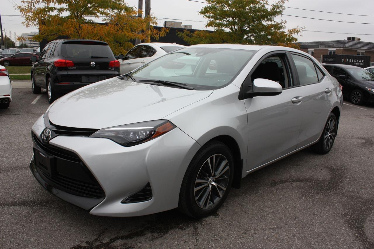 2017 Toyota Corolla LE | BACKUP | SUNROOF | ALLOY WHEEL | HEATED SEATS