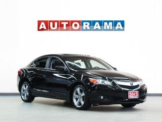 Used 2013 Acura ILX PREMIUM PKG LEATHER SUNROOF ALLOY WHEELS for sale in Toronto, ON