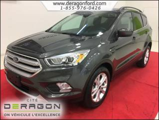 Used 2018 Ford Escape SEL AWD Ecoboost for sale in Cowansville, QC