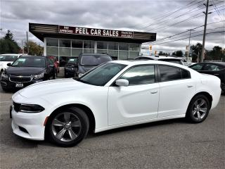 Used 2015 Dodge Charger SXT|SUNROOF| for sale in Mississauga, ON