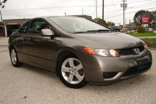 Used 2006 Honda Civic EX for sale in Mississauga, ON