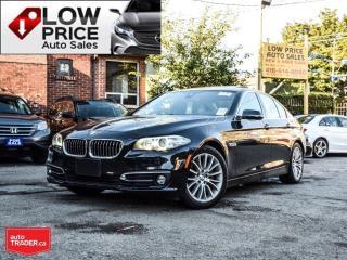 Used 2014 BMW 528 i xDrive*Navi*360Camera*HtdSeats*FullOpti* for sale in Toronto, ON