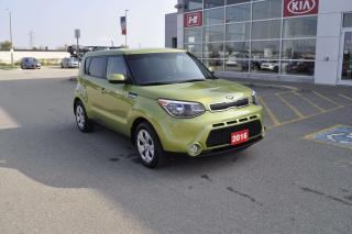 Used 2016 Kia Soul LX | Automatic for sale in Stratford, ON