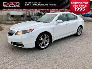 Used 2014 Acura TL Technology Package Navigation/Leather/Sunroof for sale in North York, ON