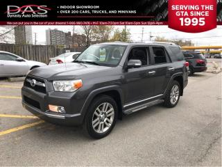 Used 2011 Toyota 4Runner SR5 V6 LIMITED NAVIGATION/LEATHER/7 PASS for sale in North York, ON