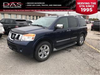 Used 2010 Nissan Armada PLATINUM NAVIGATION/REAR CAMERA/DVD for sale in North York, ON