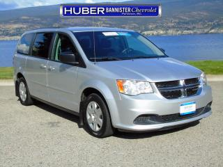 Used 2011 Dodge Grand Caravan Stow-n-Go/ Air Conditioning for sale in Penticton, BC