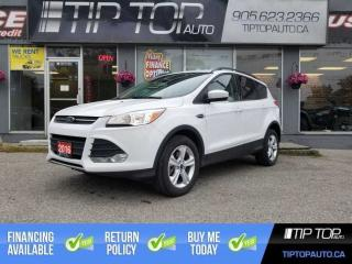 Used 2016 Ford Escape SE ** Leather, 4WD, Nav, 2.0L ** for sale in Bowmanville, ON