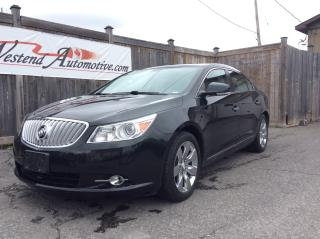 Used 2010 Buick LaCrosse CXS for sale in Stittsville, ON