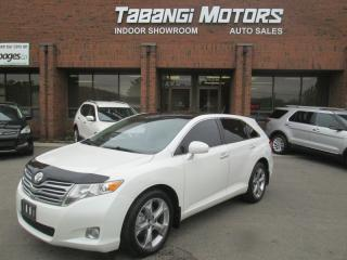 Used 2011 Toyota Venza LIMITED | AWD | LEATHER | PANORAMIC SUNROOF | CAMERA for sale in Mississauga, ON