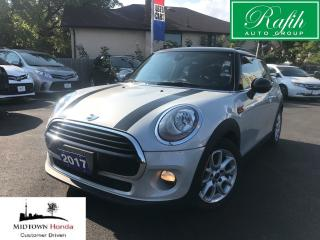 Used 2017 MINI Cooper Cooper-Like NEW-Navigation for sale in North York, ON