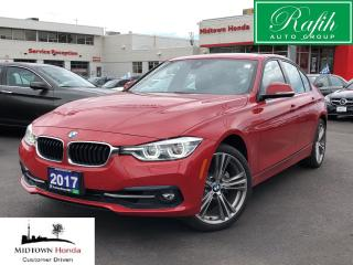 Used 2017 BMW 330i Xdrive-360 Cameras-LIKE NEW for sale in North York, ON