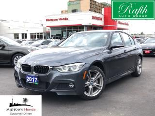 Used 2017 BMW 3 Series 340i Xdrive-ONLY 1659 km-Like new for sale in North York, ON